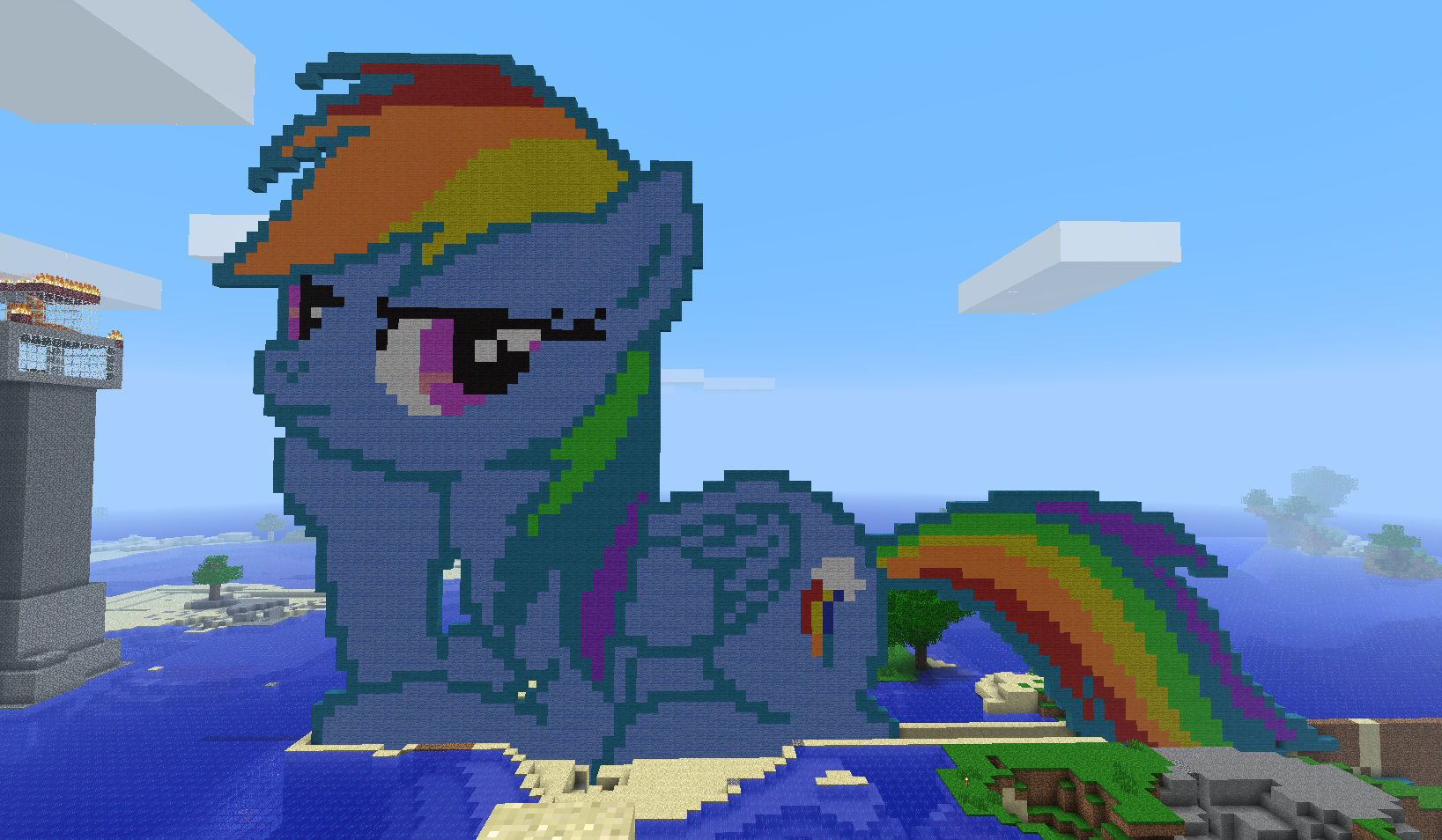 Pony Craft Minecraft Mod
