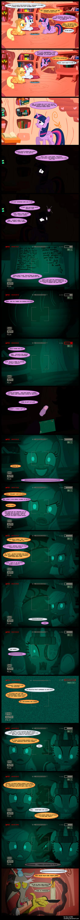 Night Mares and Jump Scares by NeodaBIG