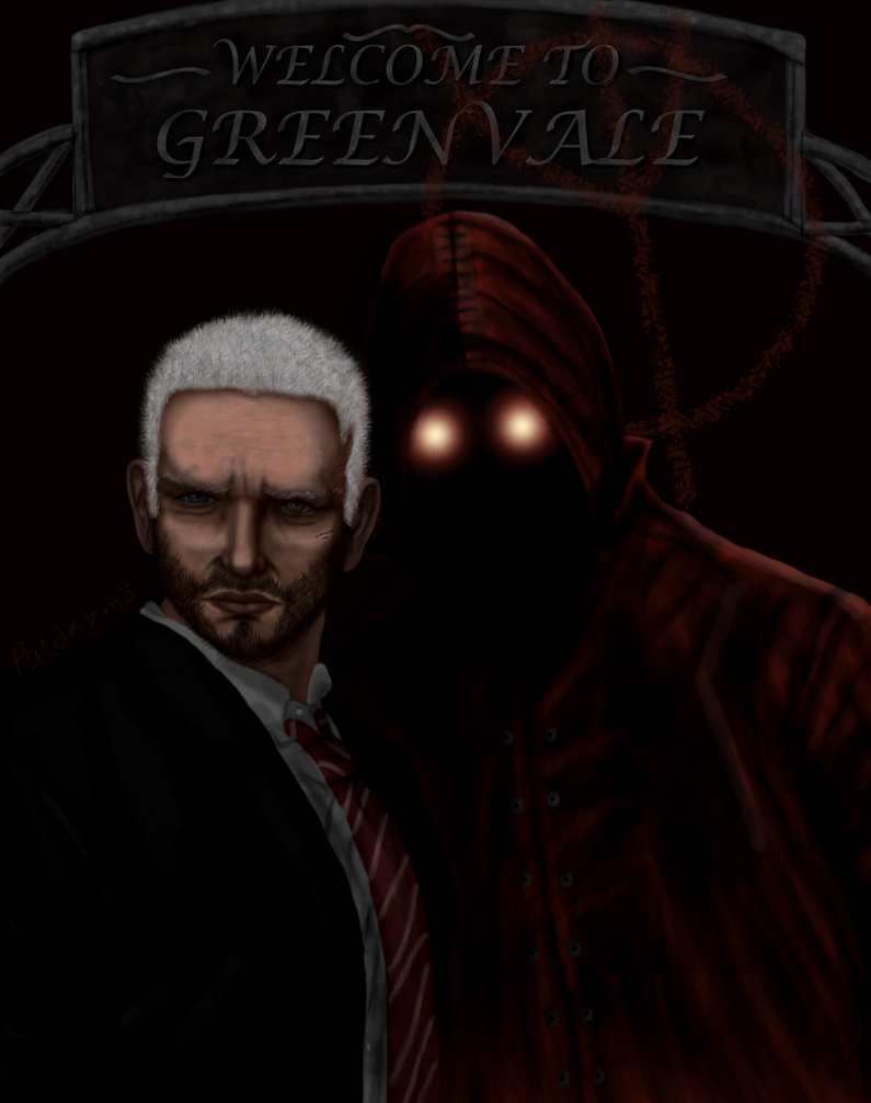 Welcome To Greenvale *Deadly Premonition* SPOILER by PatDKkm8