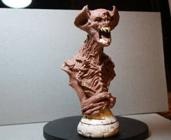 Vampire Bat Creature WIP by giolord11