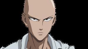 One Punch Man - Serious Saitama Vector