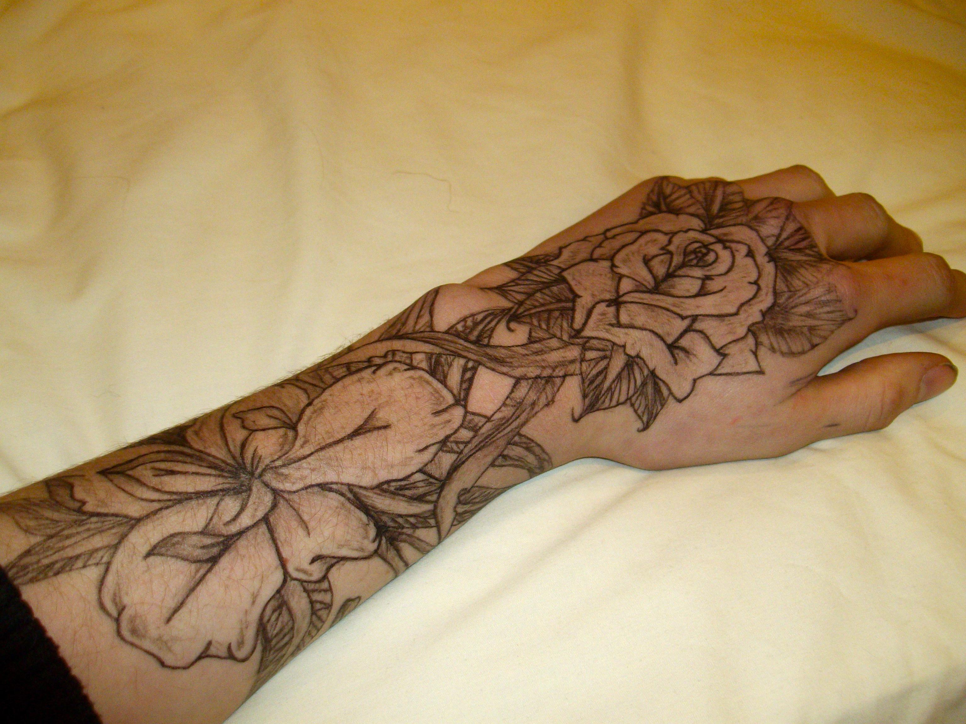 Татуировки сережи халуса фото