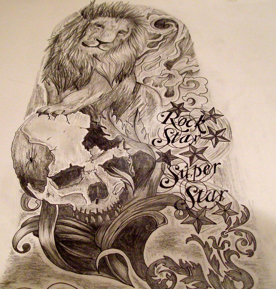 Line Drawing Tattoo Sleeve : Full sleeve close up by josephblacktattoos on deviantart