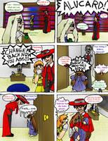 Alucard's joke...an OC by KiranoOkamiHime
