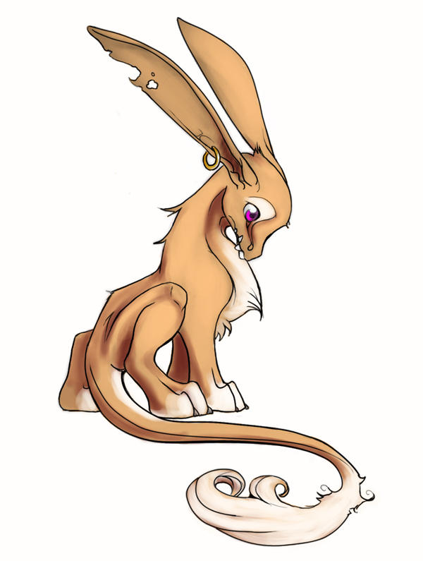 Dragon rabbit by jissely on deviantart dragon rabbit by jissely altavistaventures Image collections