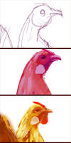 Chicken Process