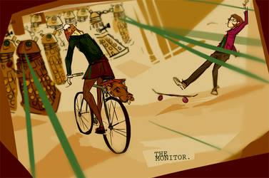 Lotsa riding, yeh?