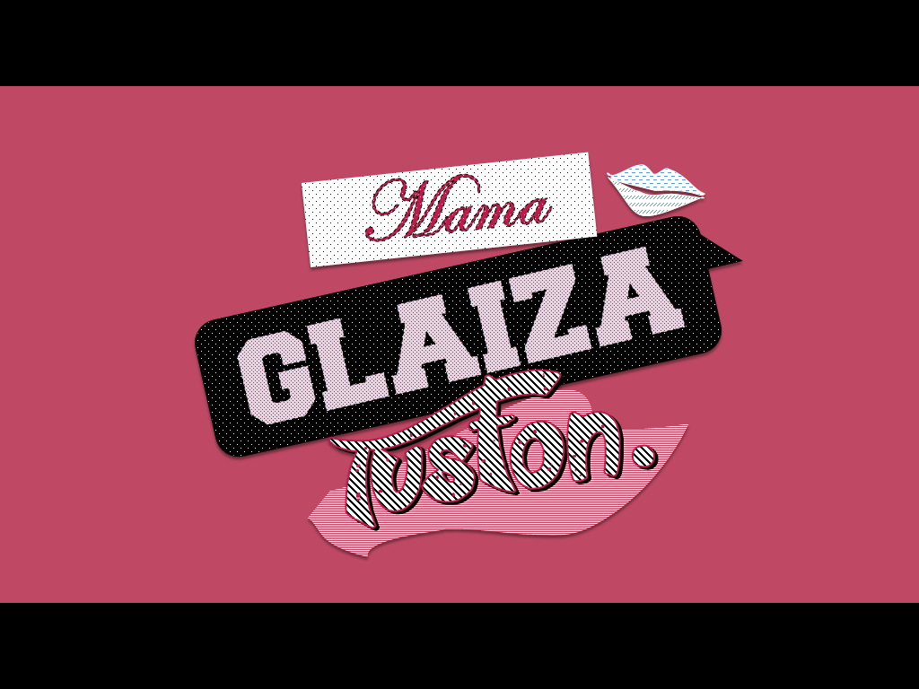 GLAIZA powerpoint DESIGNS by rozel24