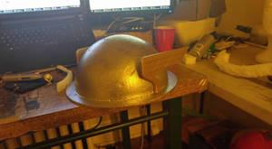 Jay Garrick Flash Helmet