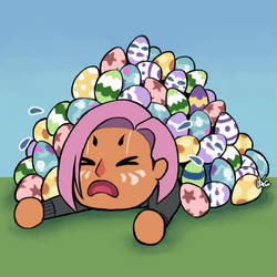 no more eggs