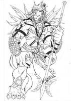 Kimahri Ronso by seraphimon83