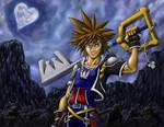Vs. Heartless - Kingdom Hearts