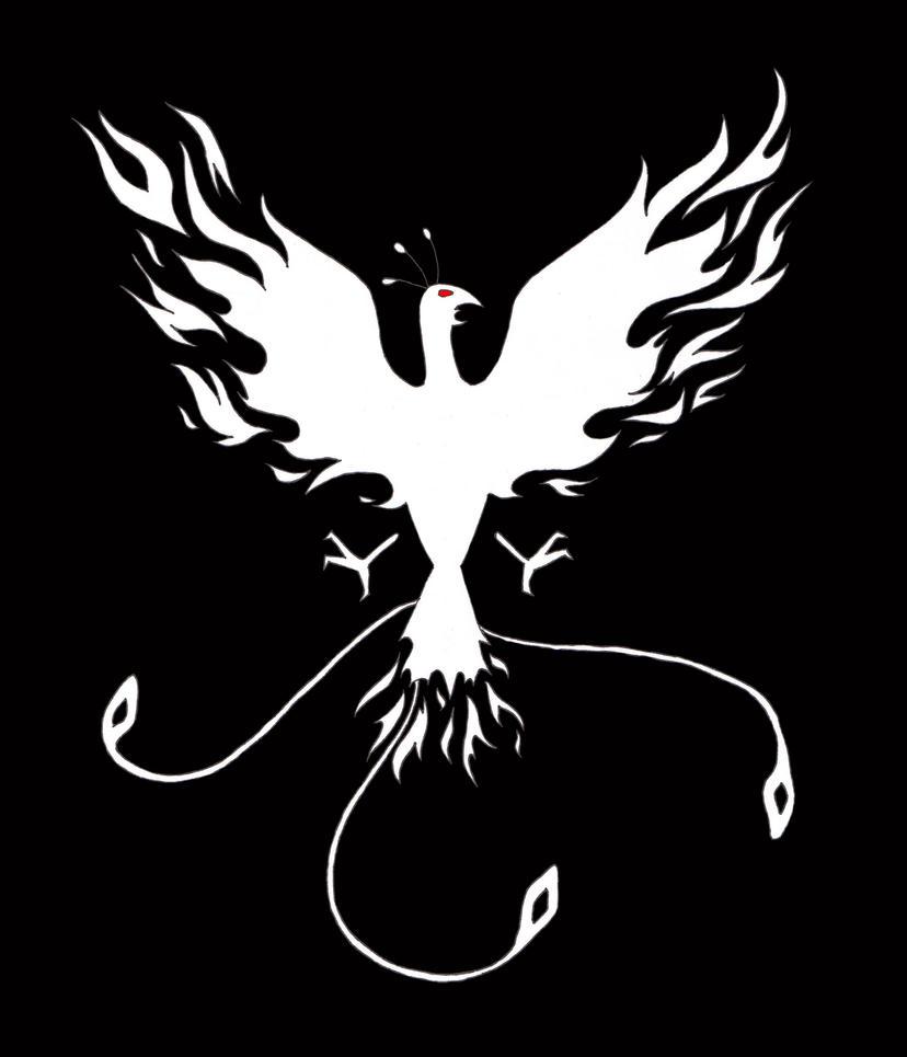 Dark Phoenix Logo Phoenix Logo by Nightstrike05