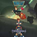 Kingdom Hearts III Worlds - Treasure Planet