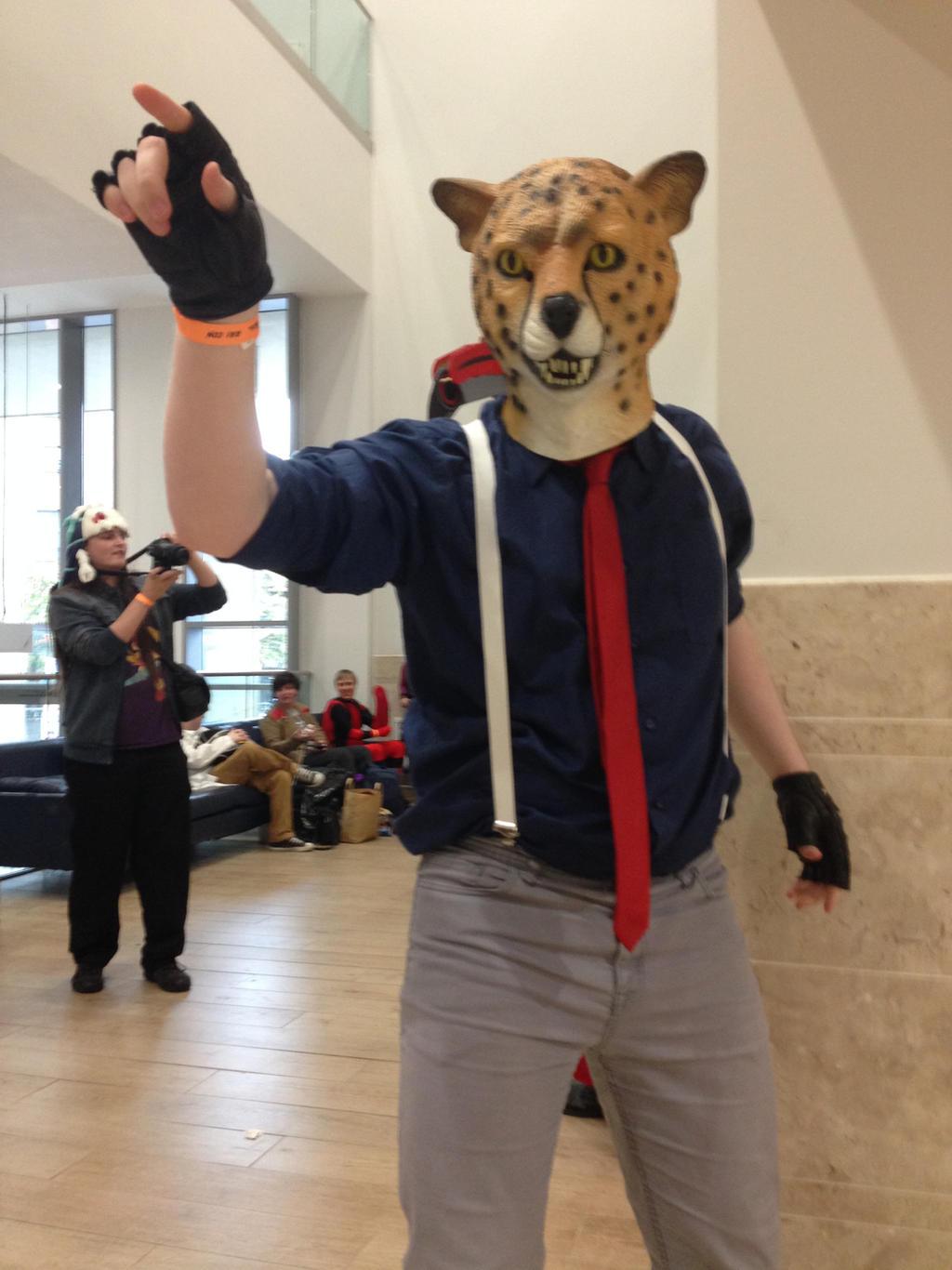 king tekken 3 outfit cosplay