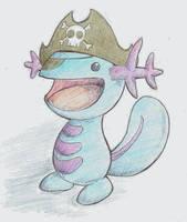 Pirate Wooper by idrawwoopers