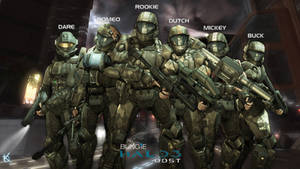 Halo 3: ODST - Family's Photo