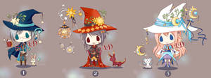 Mage Adoptables - Auction - [closed]