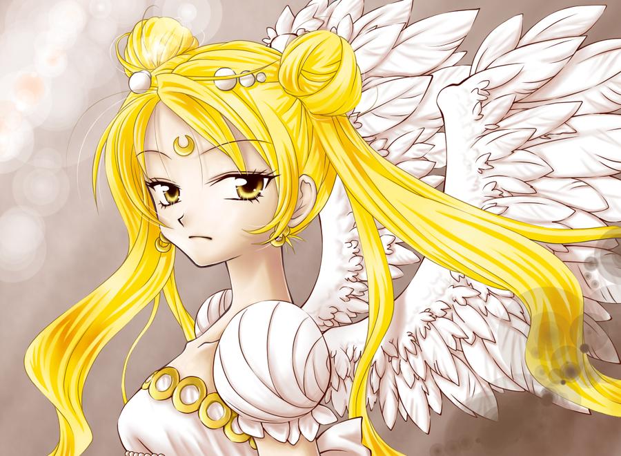 Sailor Moon by FynnFishGermany