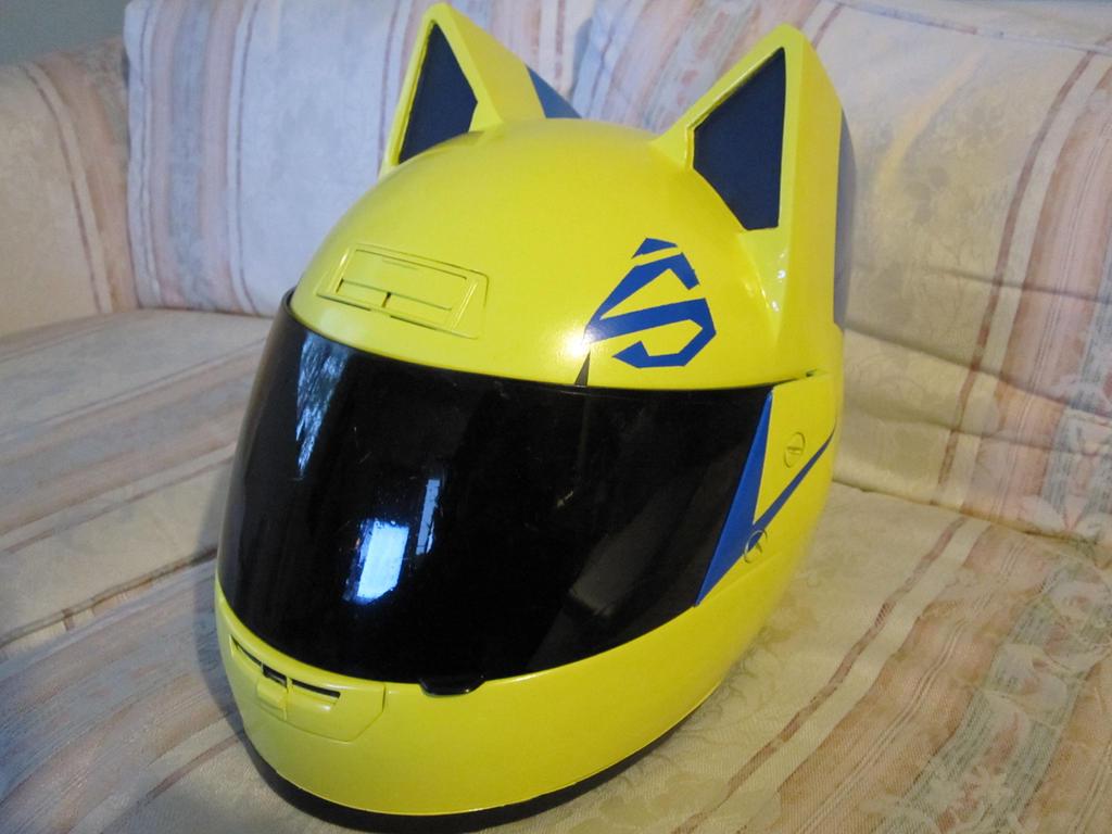 Anime Motorcycle Helmet