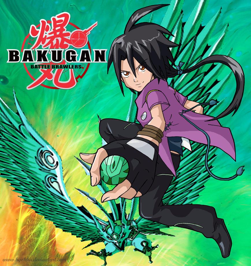 Bakugan - Shun - by hyokka