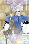 Jack Frost the ice-cream king