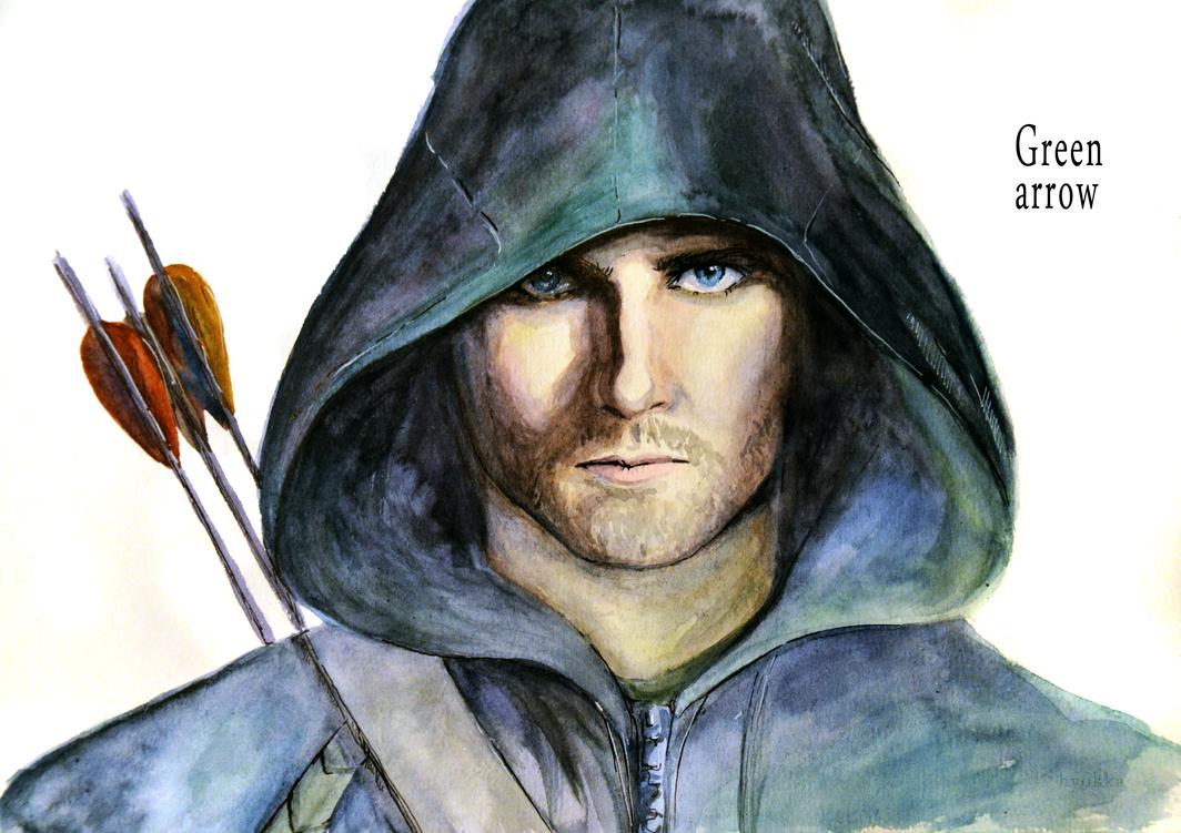 Green Arrow by hyokka on DeviantArt