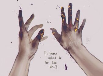 I-never-asked-to-be-like-this by hyokka