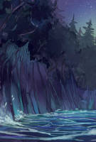 Restless Riverflow by hyokka