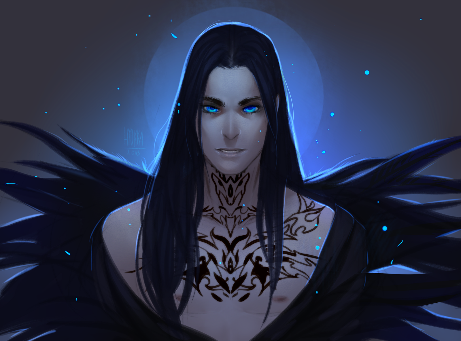 Kanesada Izuminokami - Hell's king [ID] Bjd_lucifer_by_hyokka-d9ddtth