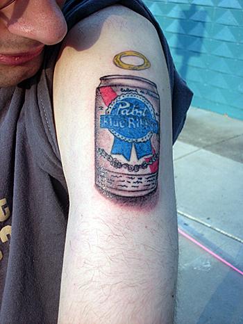Joliebreast tattoo tattoo ideas by andrew meadows for Love sick tattoo