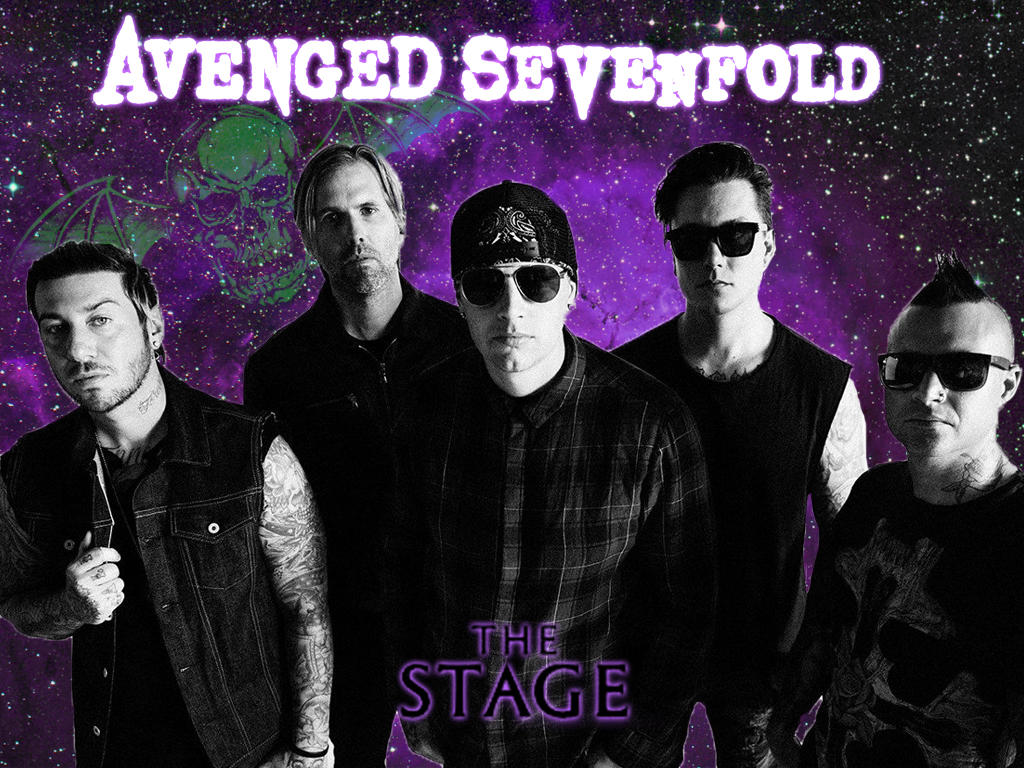 Avenged Sevenfold The Stage By Phantomofmetal On Deviantart
