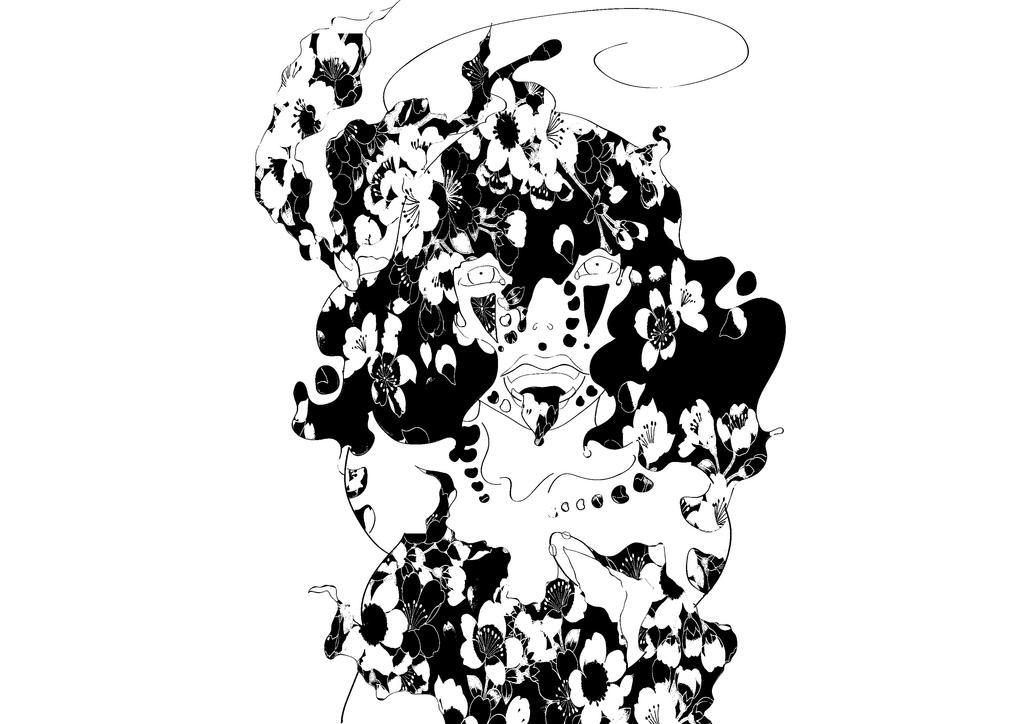 Liquid Floral by KikiNeko3