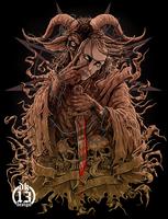 The Devil Inside by DK13Design