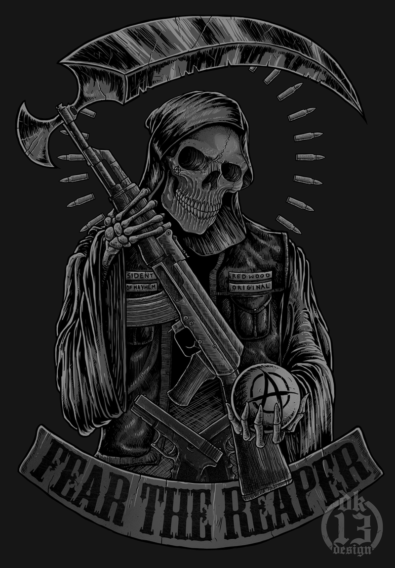 reaper of anarchy by dk13design on deviantart