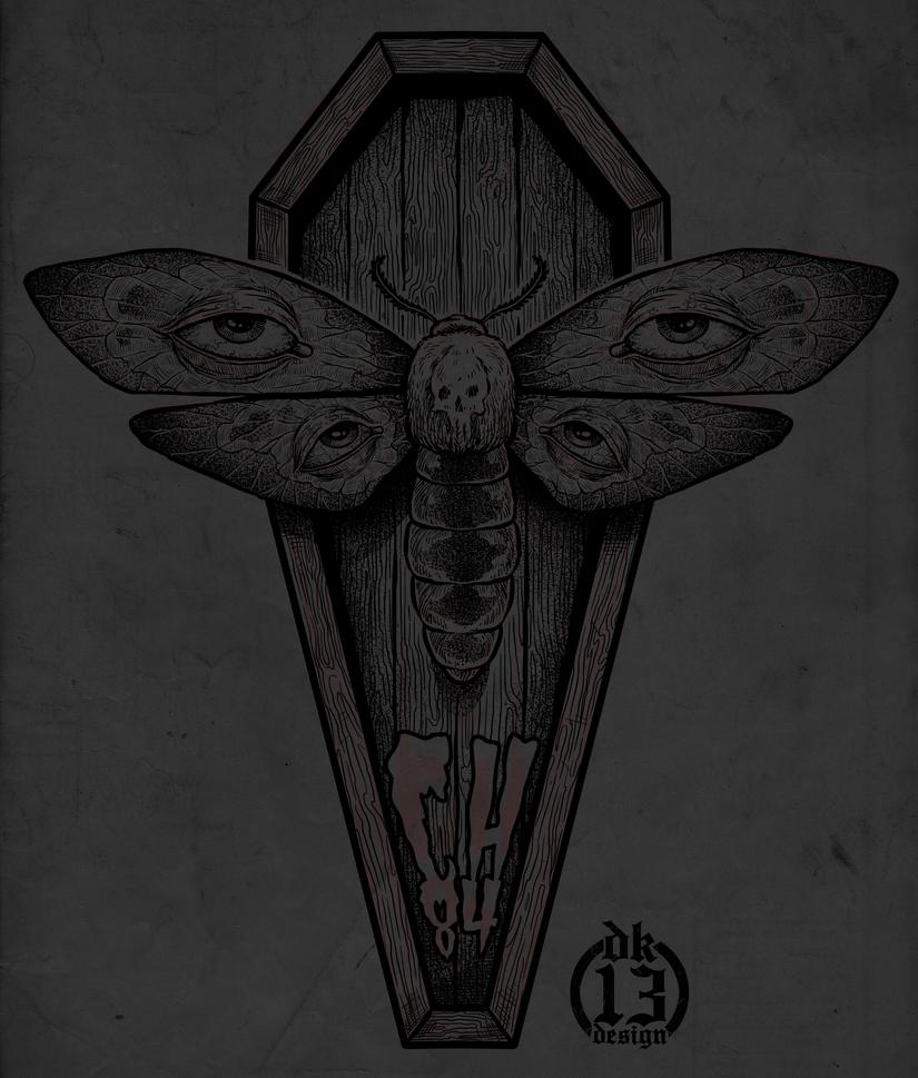 Moth by DK13Design