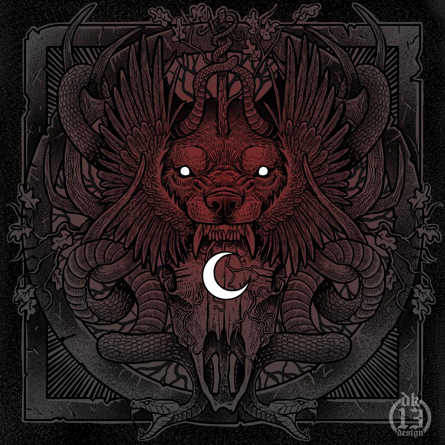 Dangerous Moon by DK13Design