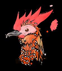 Rooster by SafaraPhoenix