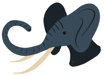 Elephant by SafaraPhoenix