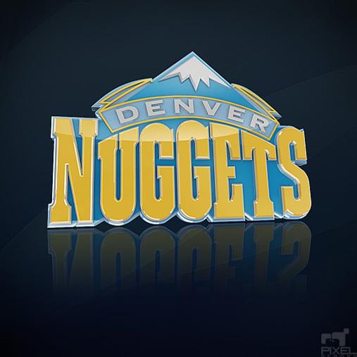 Denver Nuggets Team Store: NBA Team Denver Nuggets By Nbafan On DeviantArt