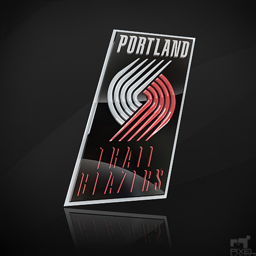 Portland Blazers Wallpapers: NBA Team Portland Trailblazers By Nbafan On DeviantArt