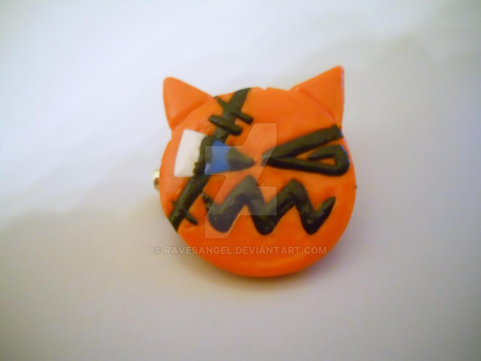 Halloween Town Sora's Mask Pin by RavesAngel on DeviantArt