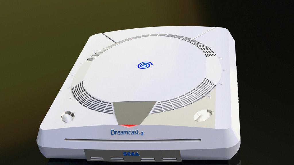 My Dreamcast 2 Design Mk 1 by bromtomley on DeviantArt