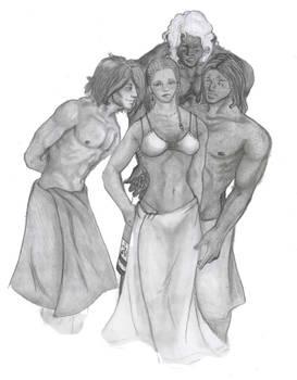 Sari Competition