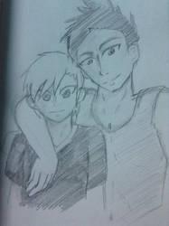 Cute Yaoi Couple