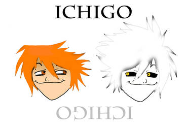 Ichigo's Raep Faces by Puniverser
