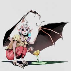 Demon Kings: Iris Curious