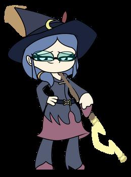 Little Witch Academia - MINI Ursula Callistis