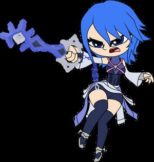 Kingdom Hearts - MINI Aqua