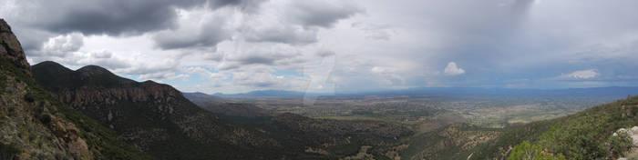 Arizona Panoramic by zgradis